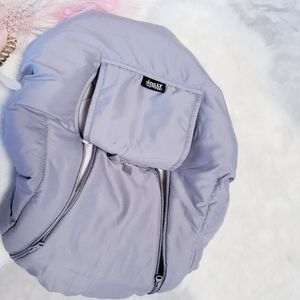 Jolly Jumper winter carseat cover